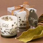 Fall Tea Light Candle Holder