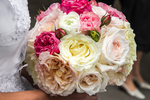Timeless Wedding Flower Ideas