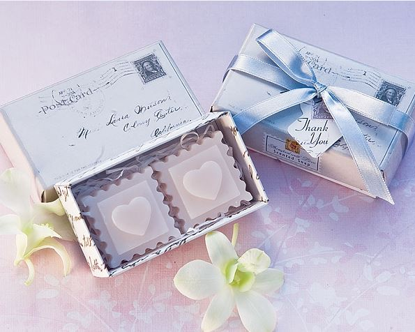5 Things You Must Consider When Choosing Wedding Favours